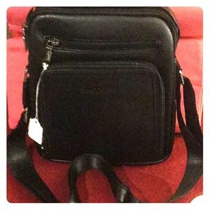 Other - New Men's HQ Genuine Leather Crossbody